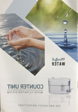 Filter mindful water alkaline. New, Health. 2.4 Gal