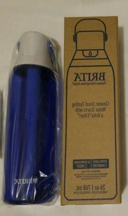 Brita 26 Ounce Premium Filtering Water Bottle with Filter BP
