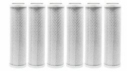 Fits Whirlpool Premium Carbon 4-Pack Whole House Replacement