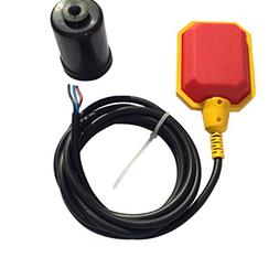 Float Switch w / 10 ft.  Cable, Water Tank, Sump Pump