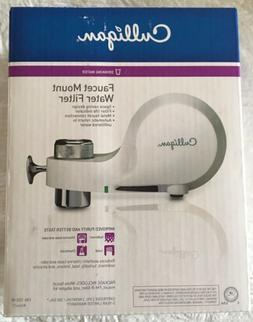 Culligan FM-100-C Faucet Mount Water Filter with Life Indica