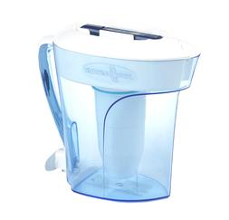 Free Shipping ZeroWater 10 Cup Pitcher with Free Water Quali