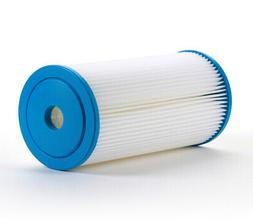 Whole House Sediment Pleated Water Filter, Washable & Reusab