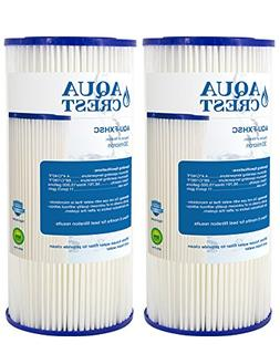 AQUACREST Replacement FXHSC Water Filter, Compatible with GE