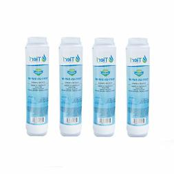 TIER1 GE FQSVF Undersink Water Filter Replacement 4 Pack
