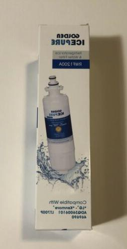 Golden IcePure RFC1200A RWF1200A Refrigerator Water Filter F