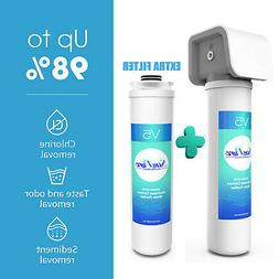 High Capacity Under Sink Counter Faucet Water Filter Purifie