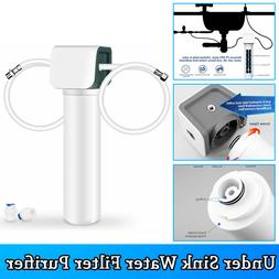 High Capacity Under Sink Counter Water Filter Purifier Direc