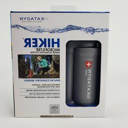 Katadyn Hiker Microfilter Water Filter System Lightweight Hi