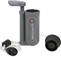 Katadyn Hiker Water Filter, Lightweight, Compact Design for