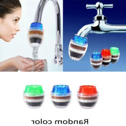 Home Kitchen Active Carbon Cartridge Faucet Tap Water Clean