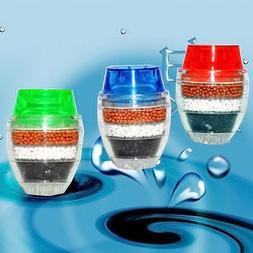 Home Kitchen Coconut Carbon Cartridge Faucet Tap Water Clean