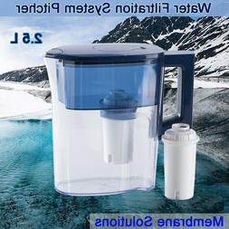 Home Water Pitcher 2.5L Travel Camping Picnic Direct Drinkin