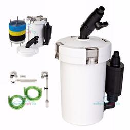 HW-602/603B Mini External Canister Filter with water pump Aq