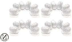 24-Pack Keurig Coffee Maker Compatible Replacement Charcoal