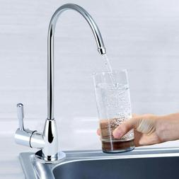 1/4'' Chrome Drinking Water Filter Faucet Reverse Osmosis Si