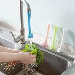 Kitchen Sanitary Faucet With Water Saver Filter Valve Water