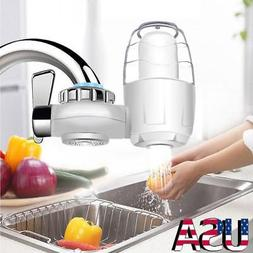 Kitchen Tap Faucet Water Filter Purifier System Home Sink Fa