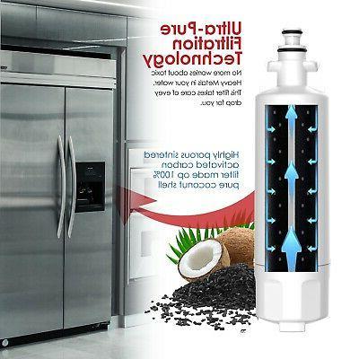 6 Pack LG LT700P Refrigerator Water