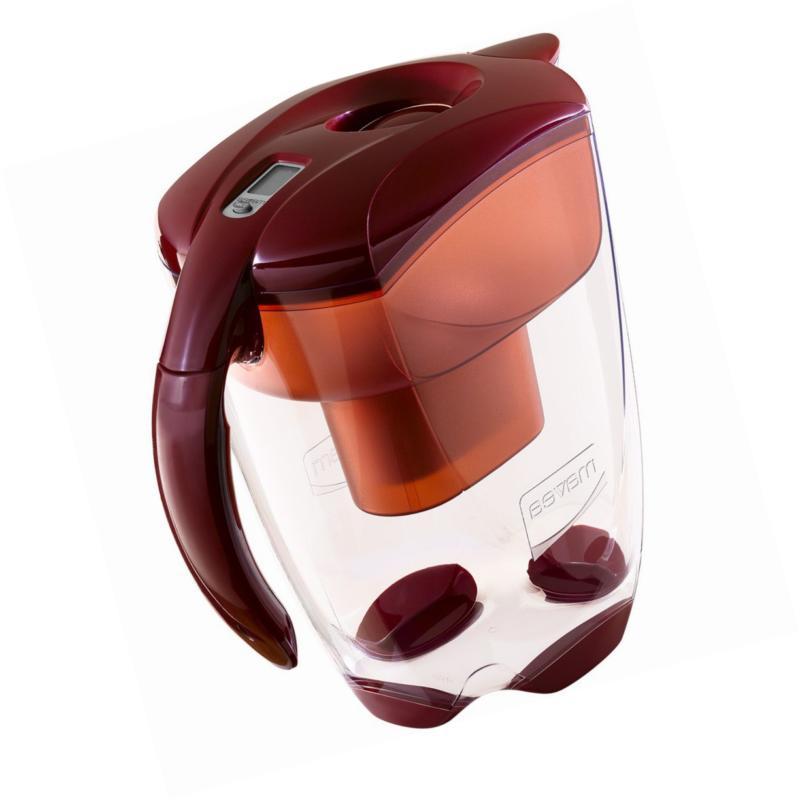 MAVEA 1005722 9-Cup Ruby