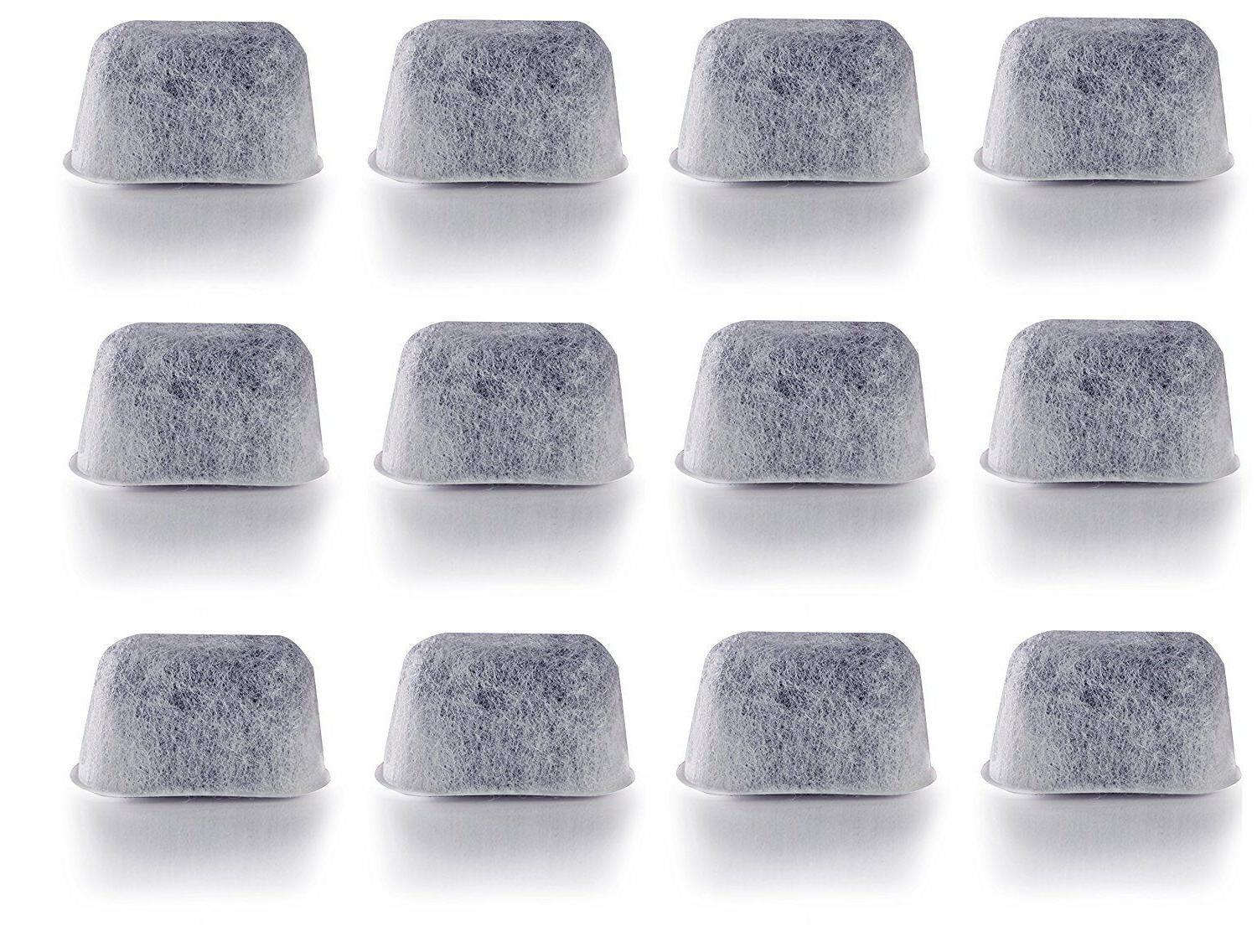 12 Packs Cuisinart Replacement Water Filters CHW-14 DGB-550B