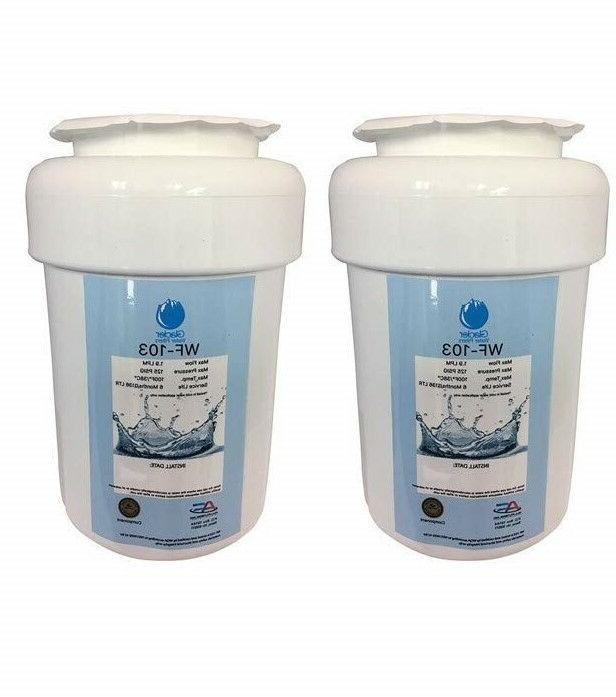 197d6321p001 compatible refrirator water and ice filter