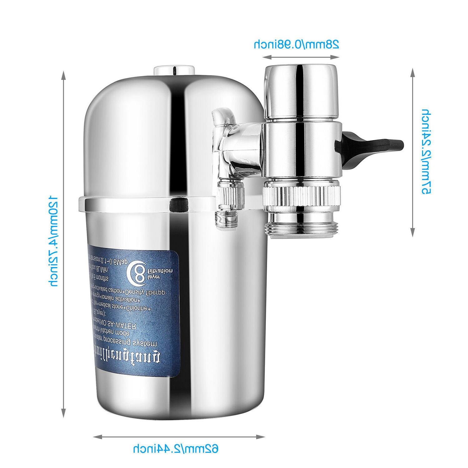 Tap Faucet System 8-Layer Mount