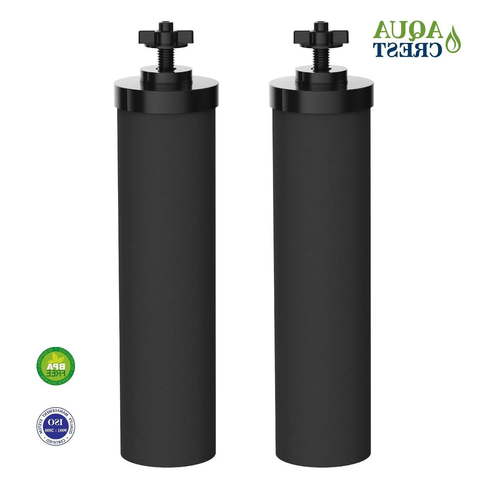 2 black berkey bb9 2 replacement water