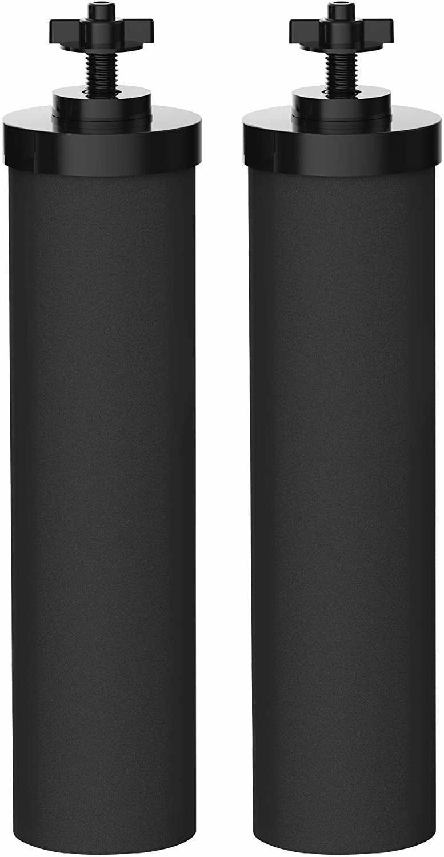 2 Pack BB9-2 Black Water Filter Replacement Travel Royal Imp