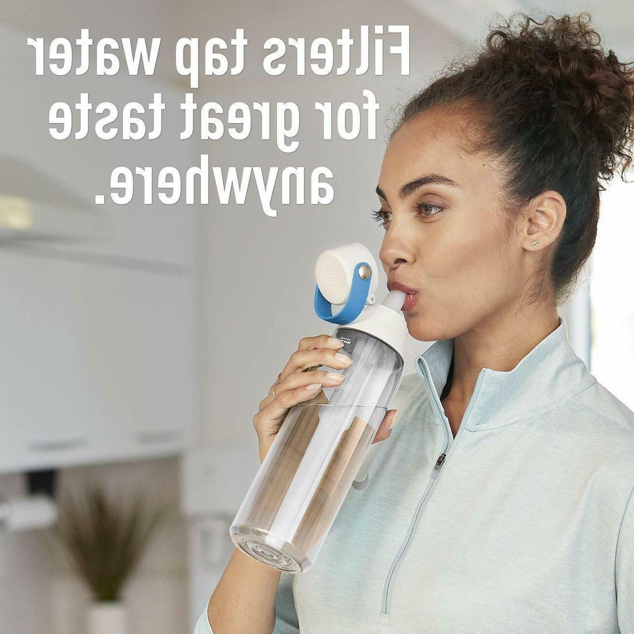 Brita Premium Filtering Water Bottle Filter Free