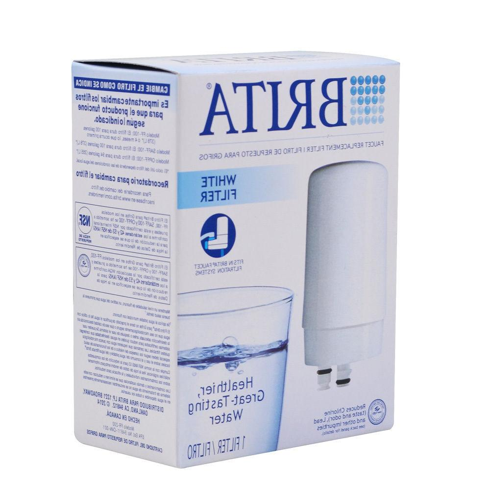 Brita FR-200 FF100 OPFF-100 Filters White