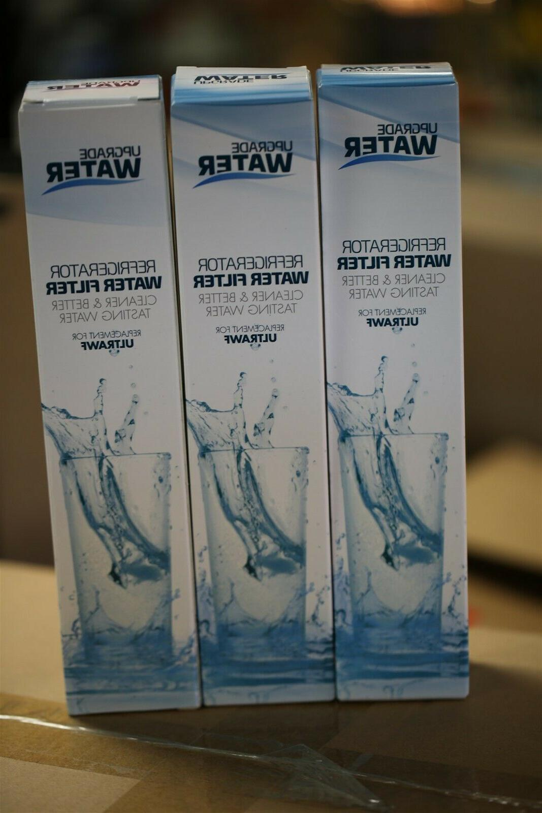 3 pack water filter fits ultrawf ultra
