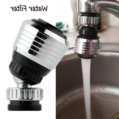 360 rotate faucet water filter for kitchen