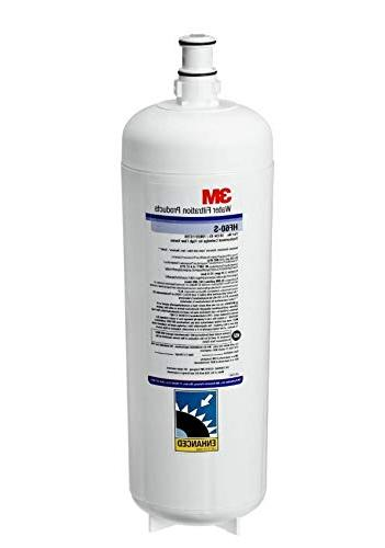 3M Water Filtration Products Filter Cartridge, Model HF60-S,