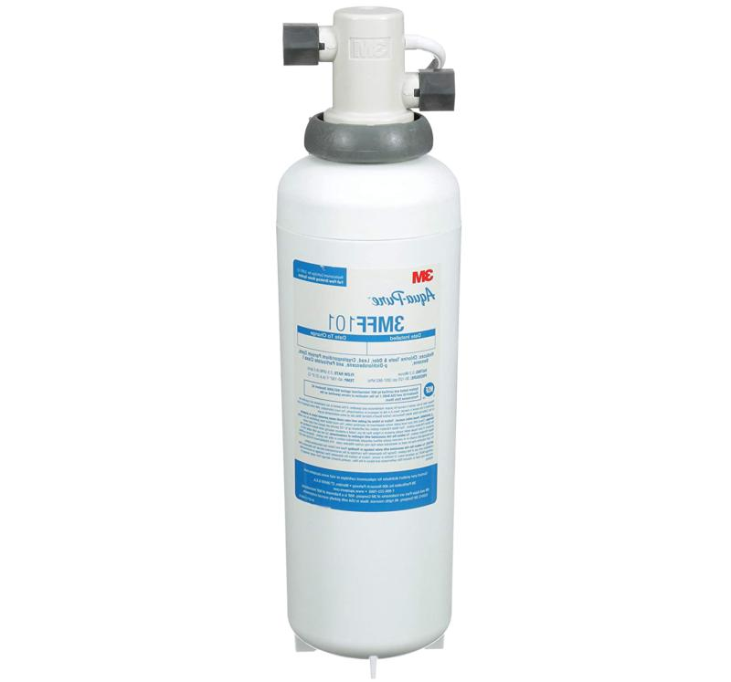 3M Aqua-Pure Under Sink Full Flow Drinking Water Filter Syst