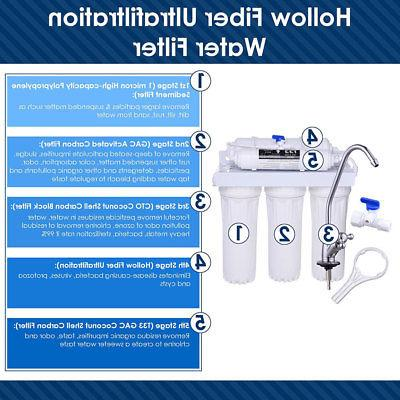 5 Home Water Filter Ultra-filtration Hollow