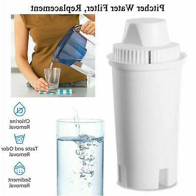 6 Water Pitcher Filters Fit for Brita & Cartridge