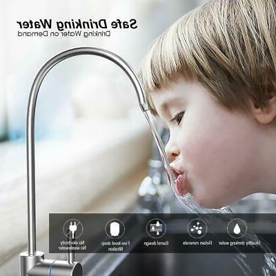 6 Stage Alkaline Reverse Drinking Water Filter Purifier