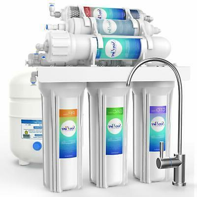 6 Reverse Osmosis Filter System