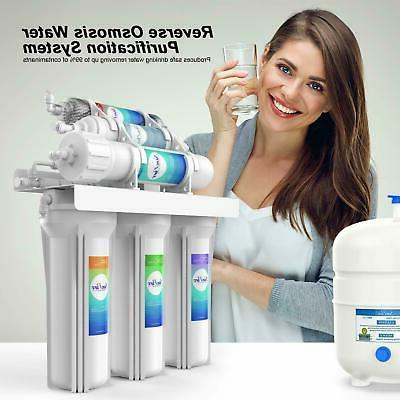 5/6 Stage Drinking Water System Under Sink