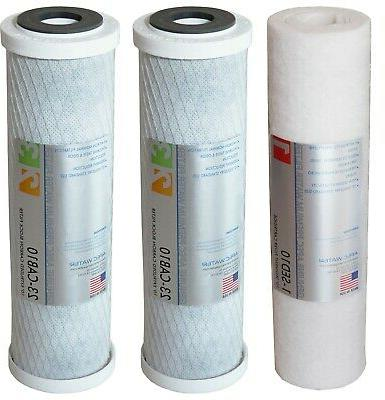 APEC FILTER-SET US MADE Double Capacity Replacement Pre-Filt