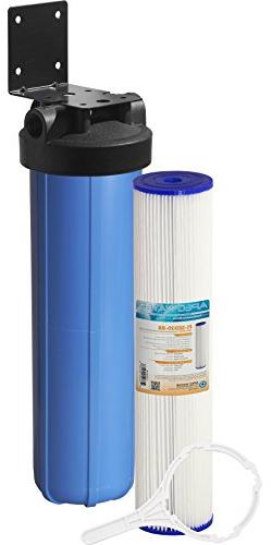 """APEC Water Systems CB1-SED20-BB Whole House Water 20"""" Big Bl"""