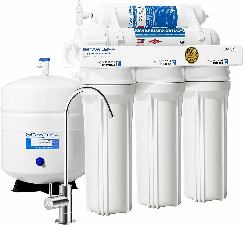 APEC Water - Top Tier - Built in USA - Certified Ultra Safe,