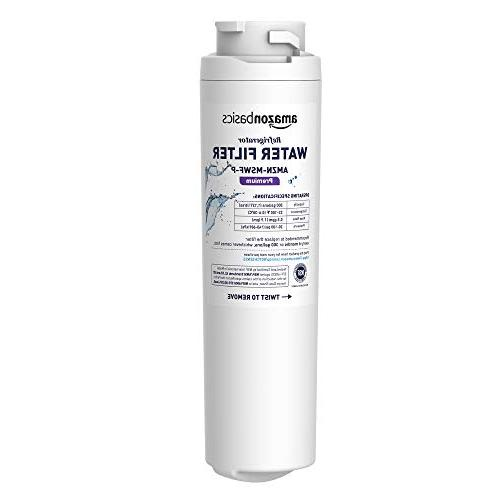 AmazonBasics Replacement GE MSWF Refrigerator Water Filter-