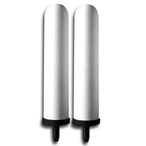 Berkey SSCF-9 9-Inch Ceramic Replacement Filters, 2-Pack
