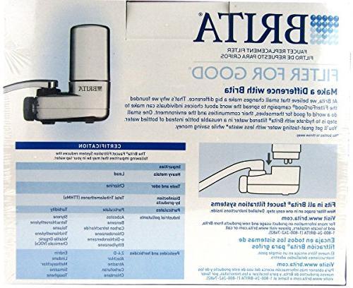 Brita Filters, 4-Pack,