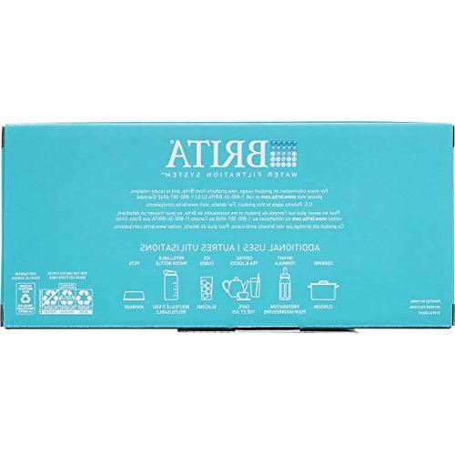 Brita Metro Water with Filter - BPA - Turquoise