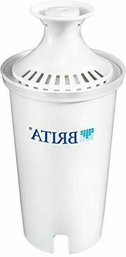 Brita Standard Water Filter, Standard Replacement Filters fo