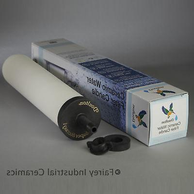 Doulton W9121709 10-Inch Super Sterasyl Ceramic Gravity Filt