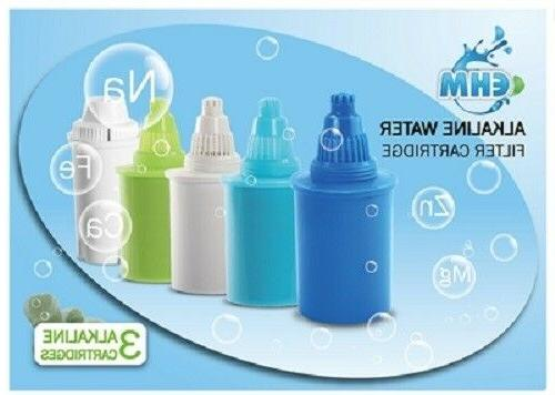 EHM ULTRA Water Pure Water With Activated - Toxin-Free Alkaline In - 8.5 - 2019